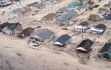 Officials: Several N.J. Barrier island beaches disappeared