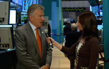 "NYSE's Niederauer: We had a ""very smooth opening this morning"""