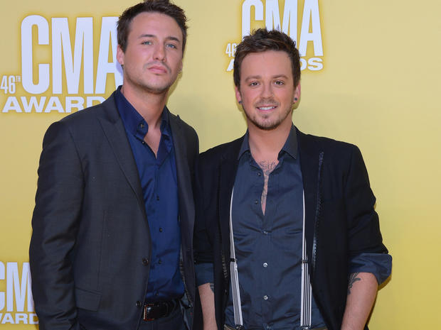 CMA Awards 2012: Red carpet