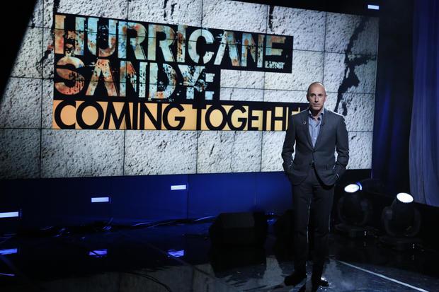 Superstorm Sandy Benefit Concert