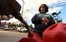 A scramble for gas and housing post-Sandy
