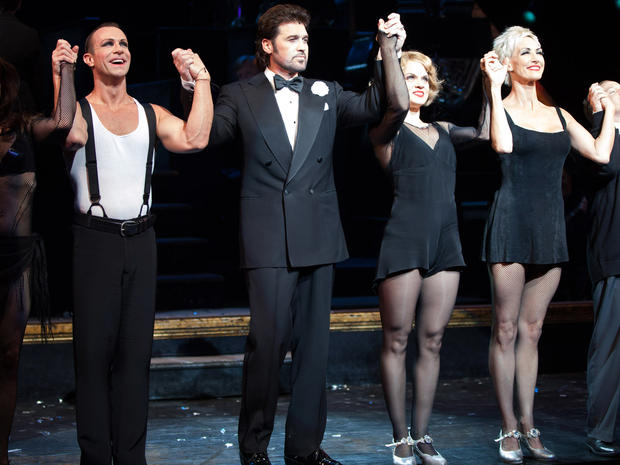 "Stars who've done ""Chicago"""