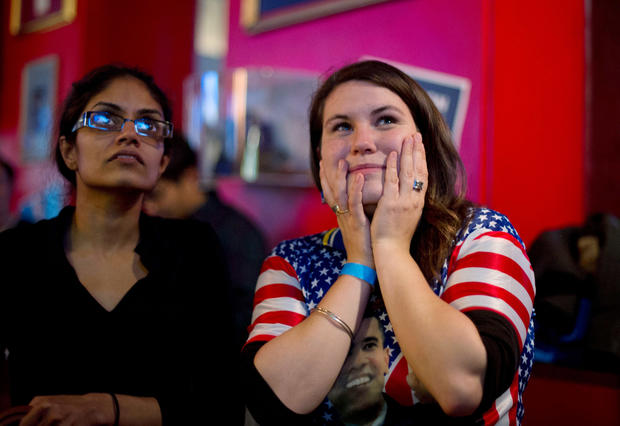World reacts to U.S. election results