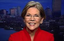 Warren on winning Kennedy's former seat