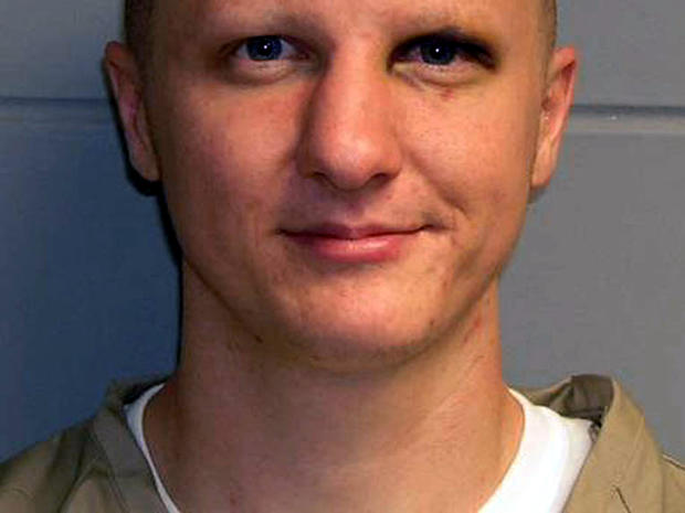 Jared Lee Loughner is seen in this picture provided by the U.S. Marshals Service Feb. 22, 2011.