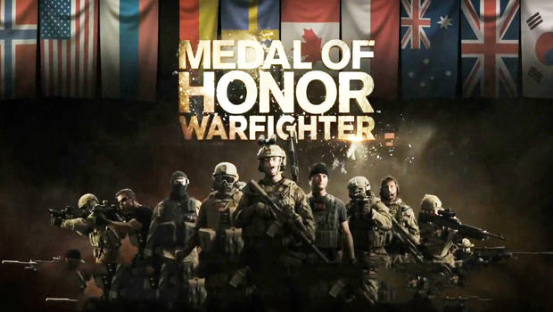 """SEALs disciplined for """"Medal of Honor"""" game consulting"""