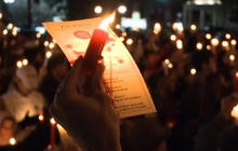 Ole Miss Election Night protests spark peace walk