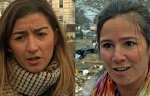 Sisters step up Sandy relief effort