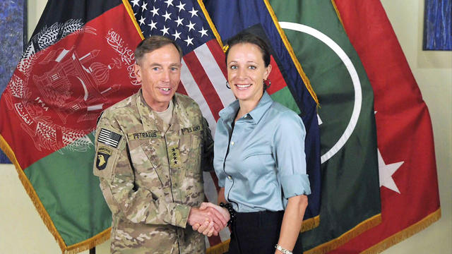 Petraeus scandal uncovered from low-level cyber probe