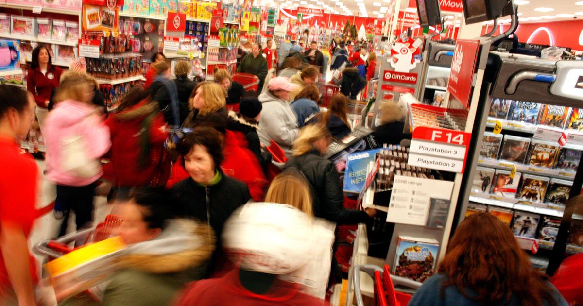 e478ca9debd Will Black Friday save the economy  - CBS News
