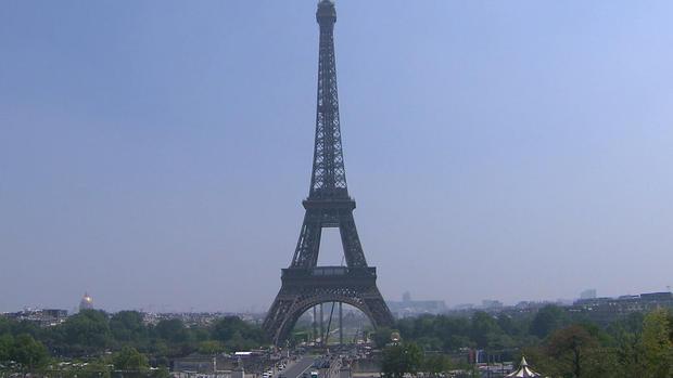 Travels through Paris with historian David McCullough