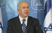"Netanyahu: Hamas ""committing a double war crime"""