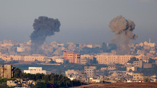 WH reacts to Israel, Hamas conflict
