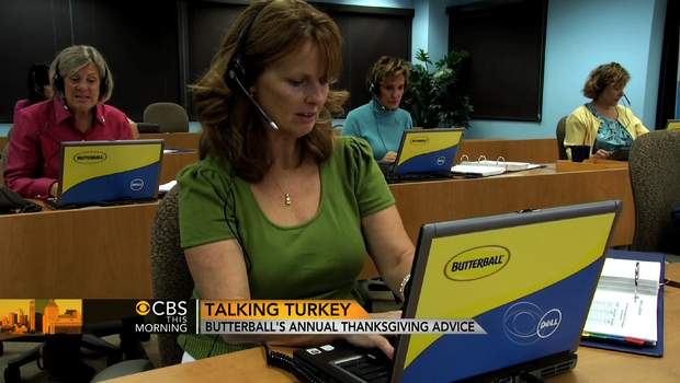 Inside the Butterball Turkey Line headquarters in Naperville, Ill.
