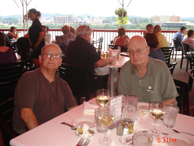 Joe and Clyde: Lung transplant brothers