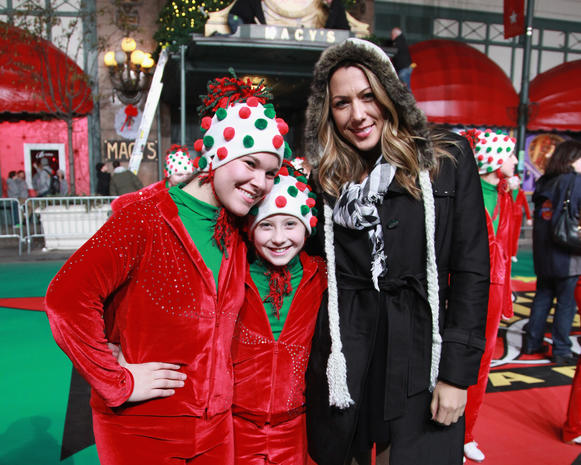 Celebs mark the holidays