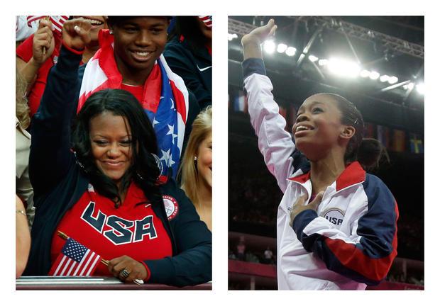 On tour with gymnast Gabby Douglas