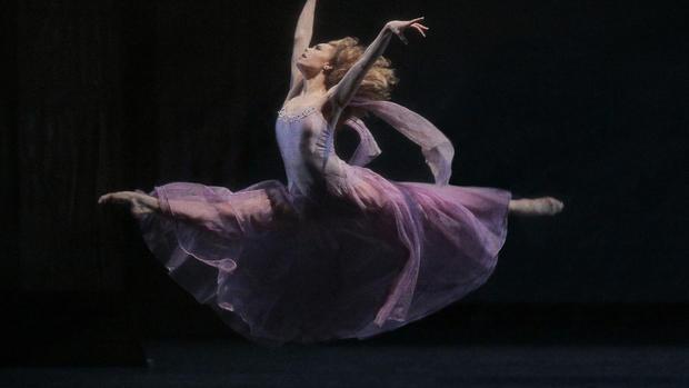 Closeup: The New York City Ballet