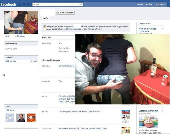 Copycat Facebook friend requests go viral