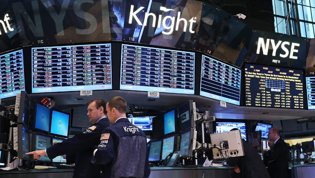 Knight Capital Shares Jump 14 Percent On Buyout Offer