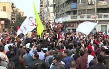 Protesters return to Tahrir Square