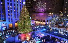 Rockefeller Center Christmas Tree 2012