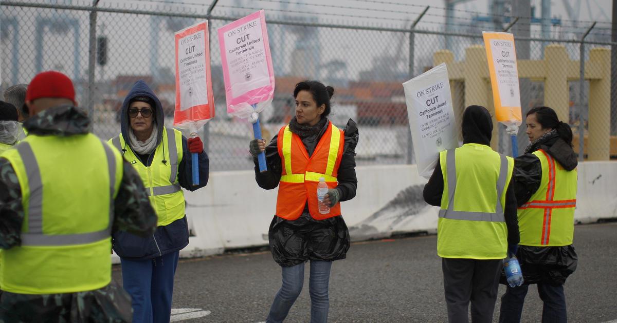 Long Beach Port Strike Update