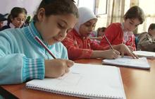 Syrians adjust to life around war