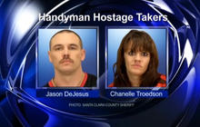 Handyman kidnapped, forced to do repairs