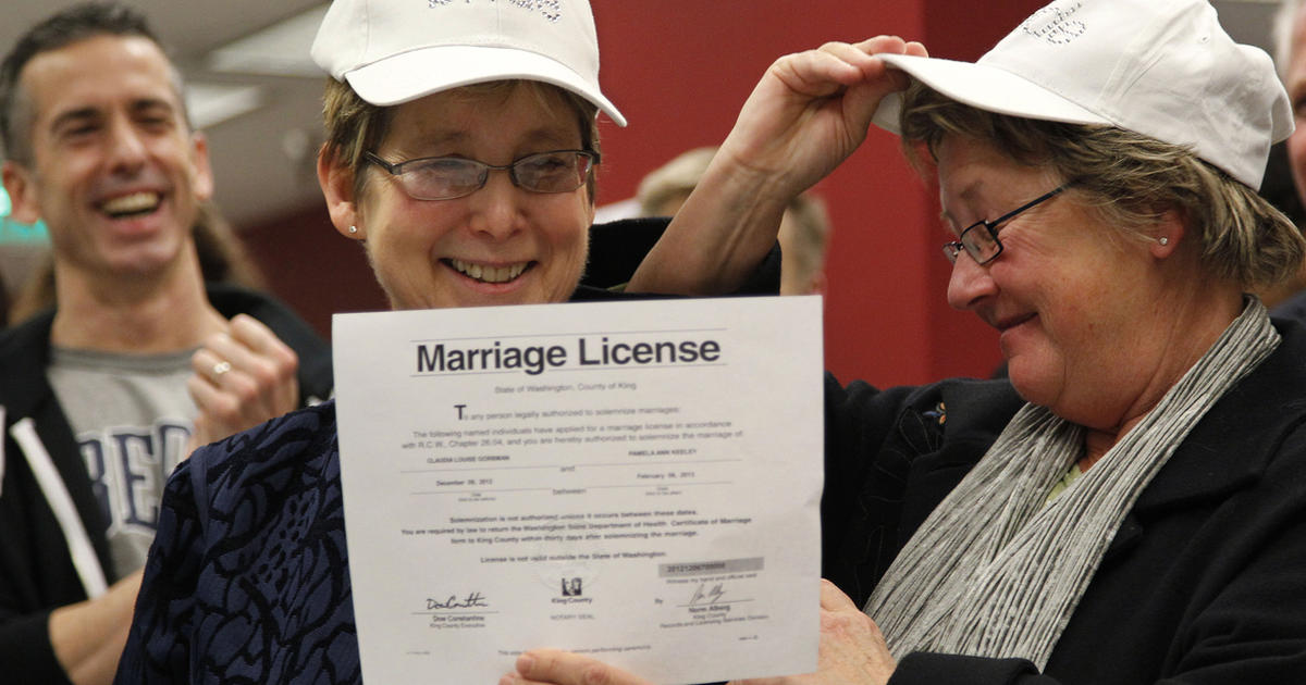 Invalidate measure passed election sex marriage