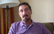 McAfee arrested in Guatemala