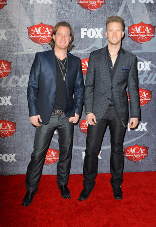 American Country Awards 2012: Red carpet