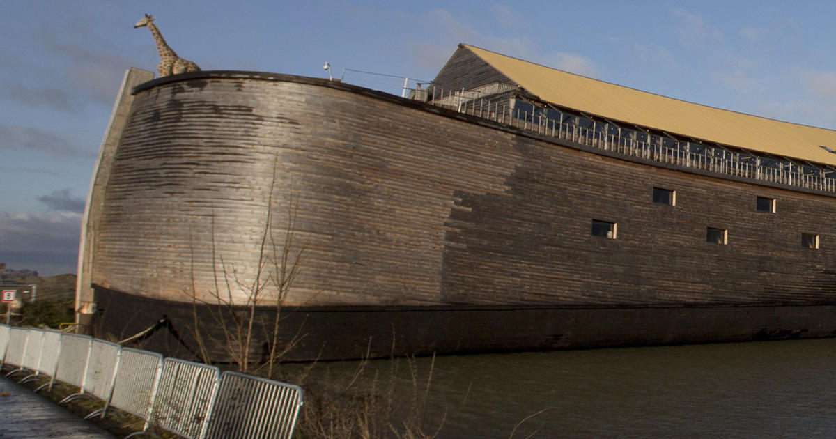 Full-size replica of Noah's Ark - Photo 1 - Pictures - CBS ...