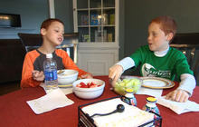 Study: Limiting salt, sugar could combat childhood obesity