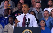 """Obama on """"fiscal cliff"""": """"I'm willing to compromise a little bit"""""""