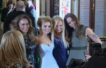 "Spice Girls attend London's ""Viva Forever"" premiere"