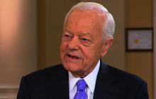 """Schieffer on new """"fiscal cliff"""" poll"""