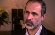 Syria's opposition forces unifying behind one man