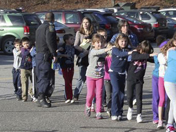 A look back: Sandy Hook Elementary School shooting