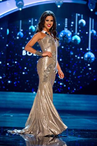 Miss Universe 2012 Prelims