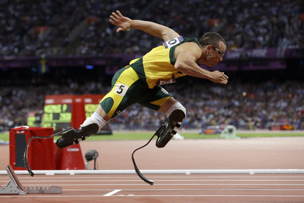 Oscar Pistorius - Photo 1 - Pictures - CBS News
