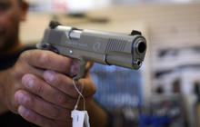 Gun sales on the rise after Conn. shooting