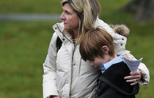 Funerals begin for Conn. shooting victims