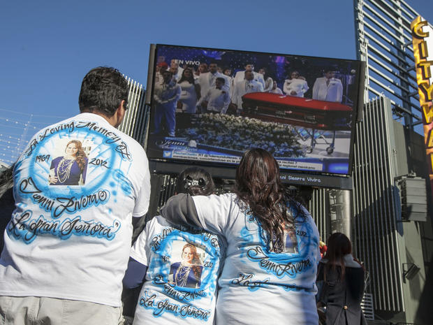 Jenni Rivera memorial
