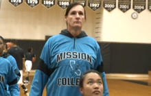 Transgender 51-year-old joins college basketball team
