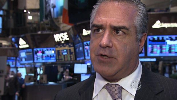 Ken Polcari has been working at the NYSE for over 30 years. A lot has changed since he first started.