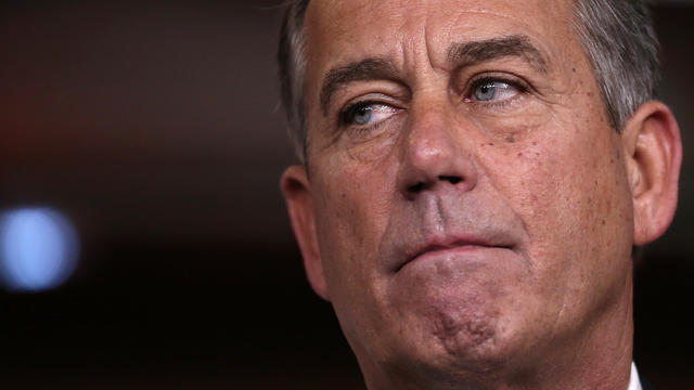 """Plan B"" vote backfires on Boehner"