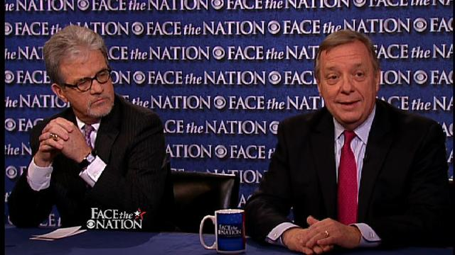 "Durbin, Coburn unsure of ""fiscal cliff"" endgame"