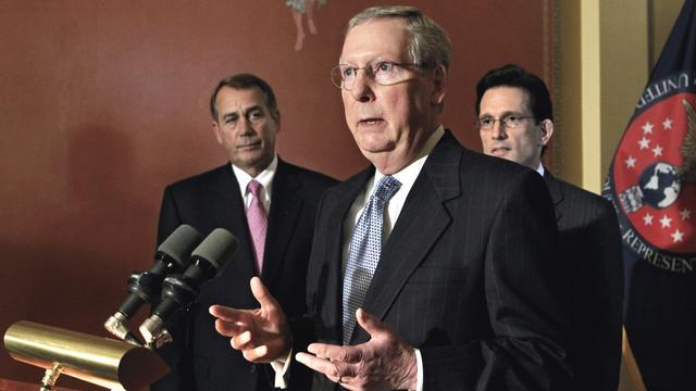 Mcconnell, Boehner, Cantor