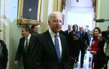 "Biden advises not to predict outcome of ""cliff"" deal"